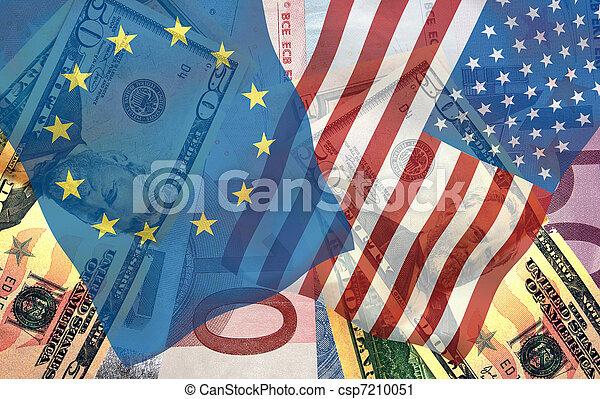 verden økonomi - csp7210051