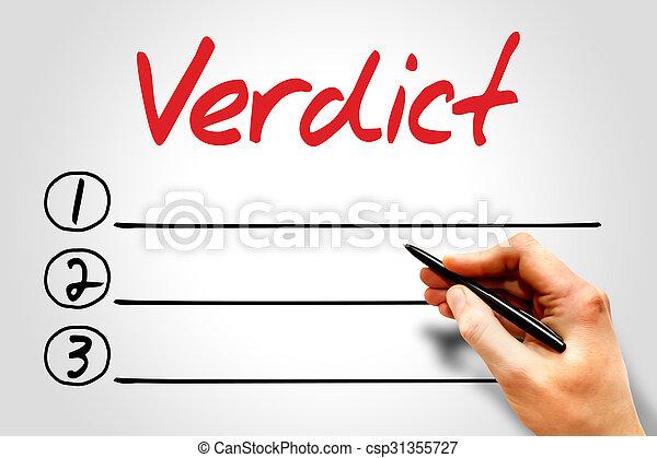 verdict - csp31355727