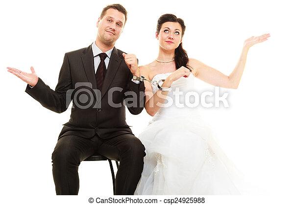 verheiratet, ehepaar., beziehung - csp24925988