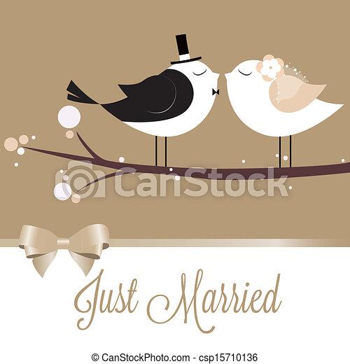 Nur verheiratet - csp15710136