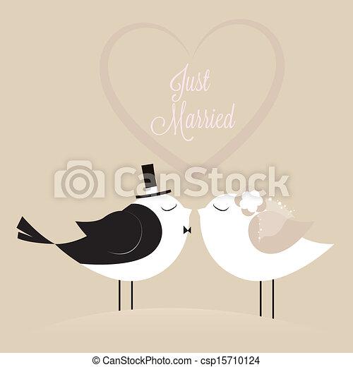 Nur verheiratet - csp15710124