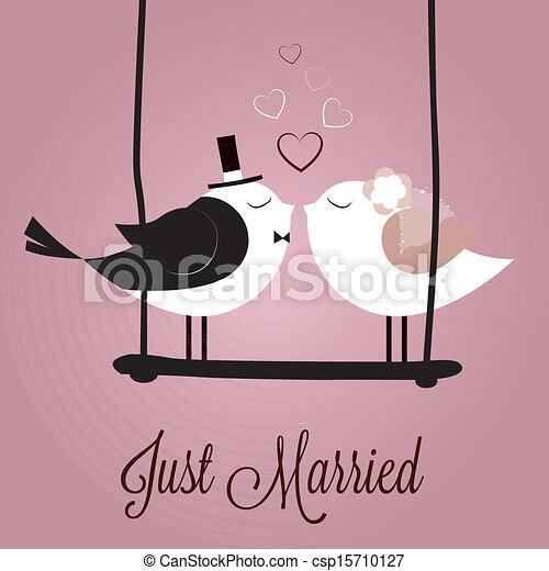 Nur verheiratet - csp15710127