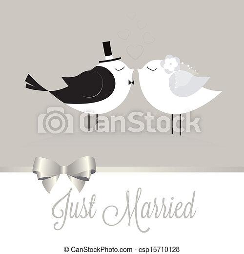 Nur verheiratet - csp15710128