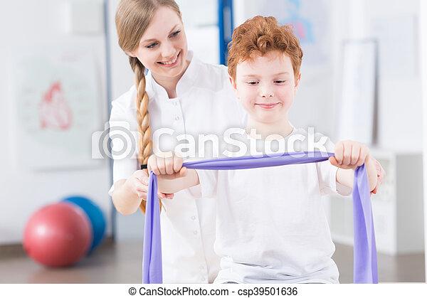verklig, vara, träningen, kan, nöje, fysisk - csp39501636