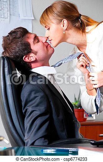Dating de baas