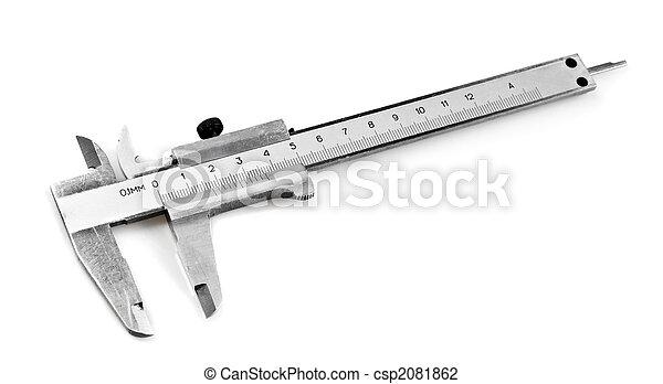 vernier callipers - csp2081862