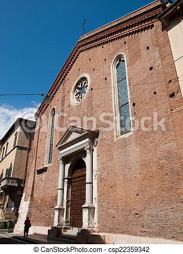 Verona, Italy - csp22359342
