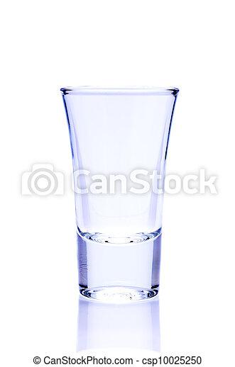 verre, coup, vide - csp10025250
