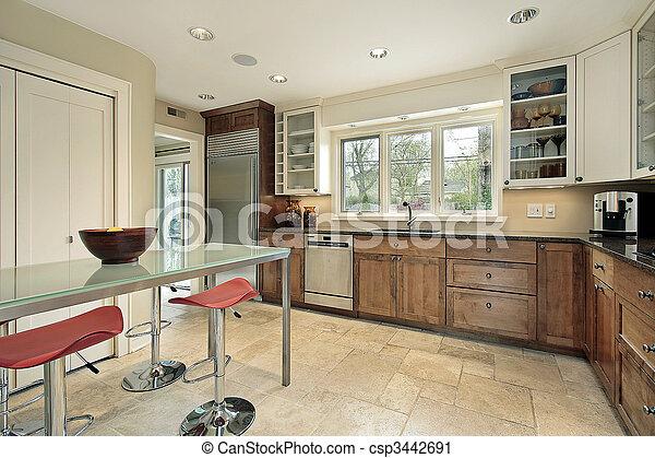 Verre table cuisine rectangulaire suburbain rectangulaire table verre cuisine maison - Table cuisine rectangulaire ...
