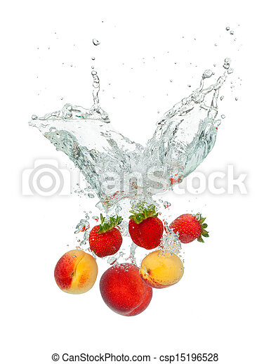 vers fruit - csp15196528