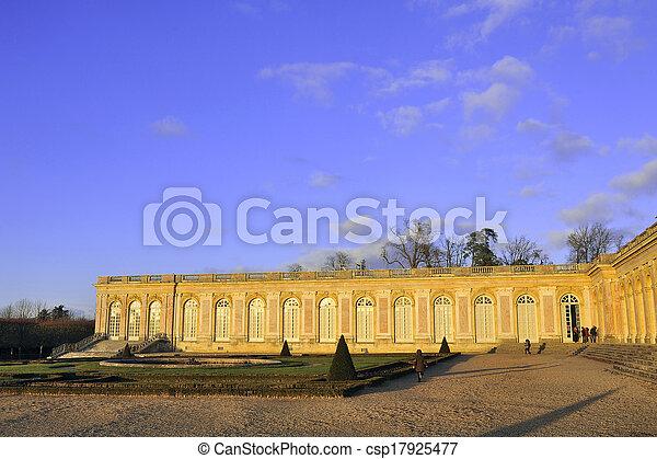 Versailles, the Grand Trianon - csp17925477