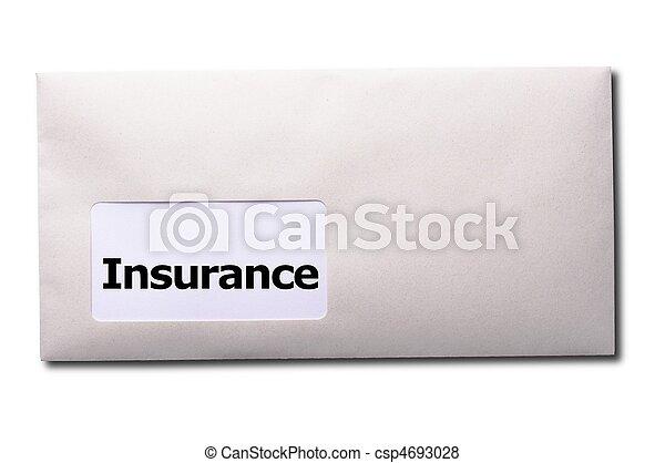 Versicherung - csp4693028