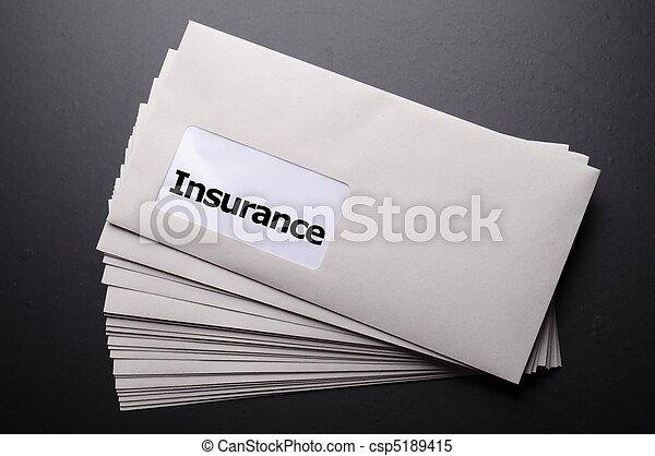 Versicherung - csp5189415