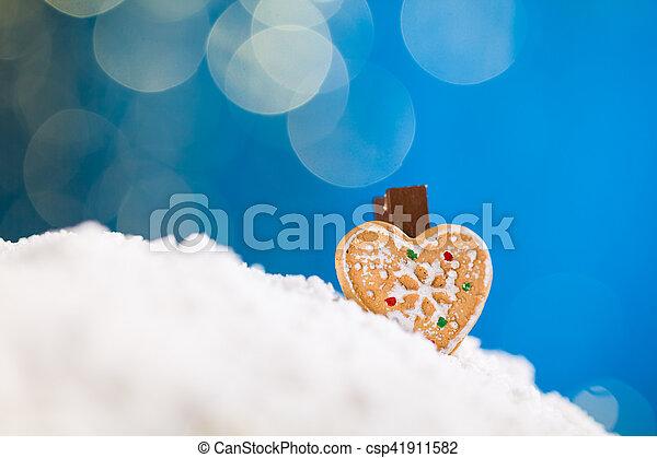 versiering, kerstmis - csp41911582