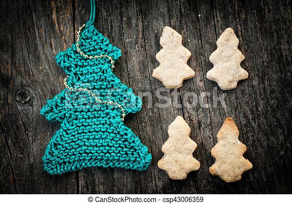 versiering, kerstmis - csp43006359