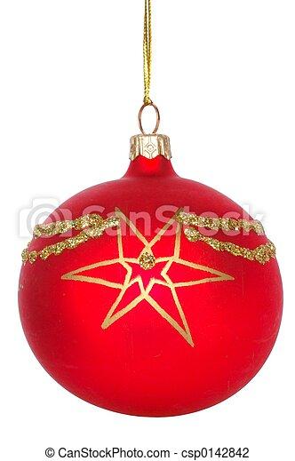 versiering, kerstmis - csp0142842