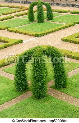 vert baroque parc jardin architecture jardin photo de stock rechercher photographies. Black Bedroom Furniture Sets. Home Design Ideas