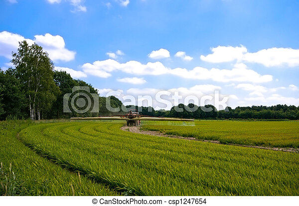 Agriculture w