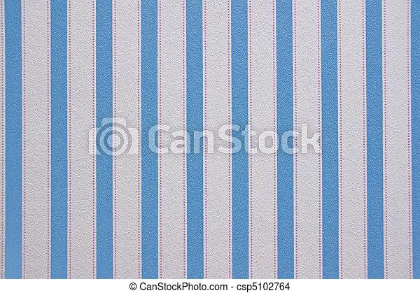 Vertically striped wallpaper - csp5102764