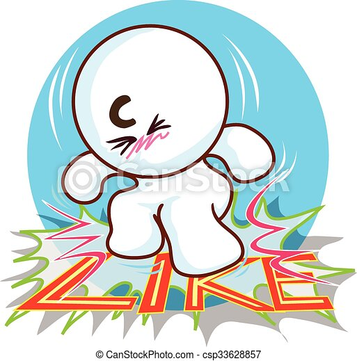 very like acting crunch like mean very like it cartoon clipart rh canstockphoto ca active clip art active clip art