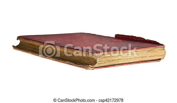 very old book - csp42172978