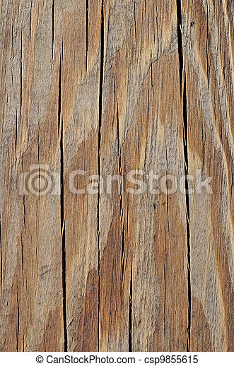 very old wood background - csp9855615
