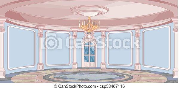 Palacio - csp53487116