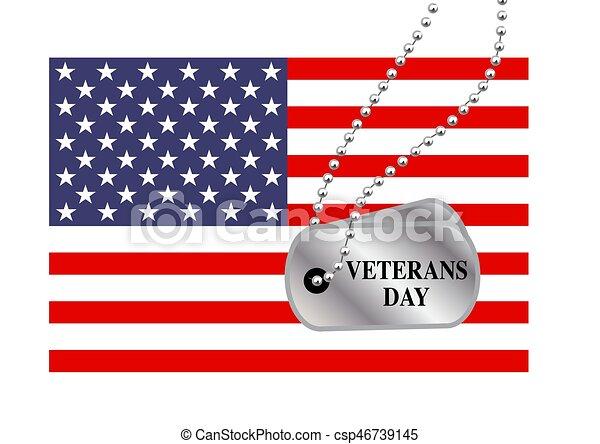 veteranos día - csp46739145