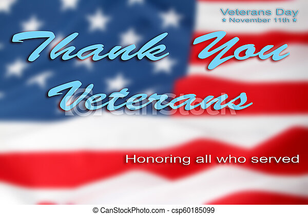 Veterans Day American Flag American Flag Veterans Day Message