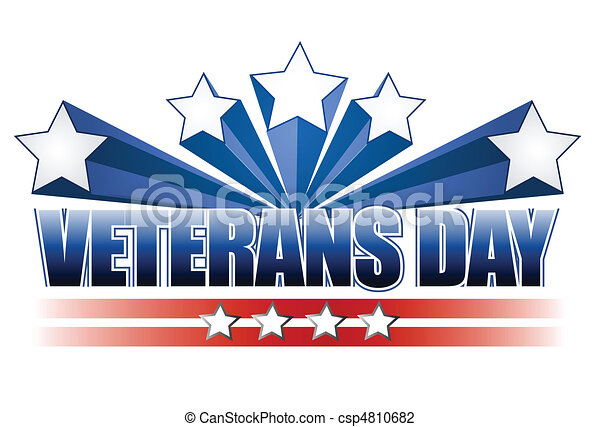 Veterans Day - csp4810682