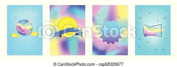 vetorial, abstratos, jogo, illustration., backgrounds. - csp58320677
