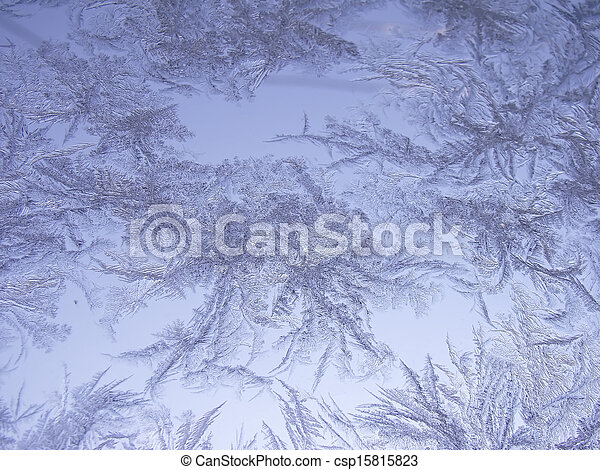 vetro, frosted - csp15815823
