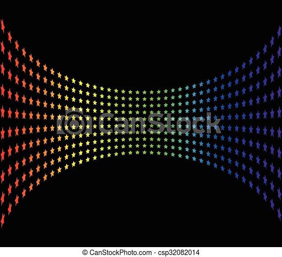 vettore, colorito, fondo - csp32082014
