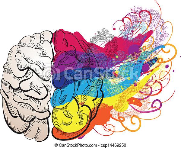 vettore, concetto, creatività - csp14469250