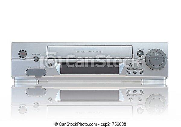 VHS Cassette - csp21756038