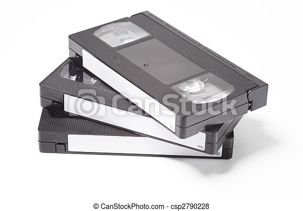 VHS VIDEO TAPE CASSETTE - csp2790228