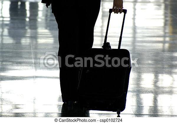 viaggiare, affari - csp0102724