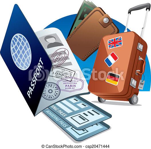 viaggiare, concetto - csp20471444