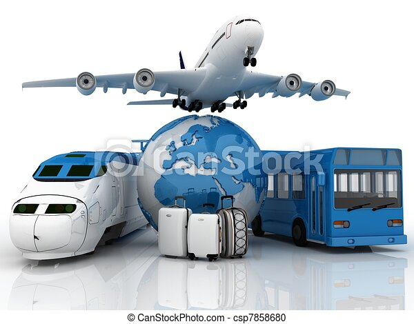 viaggiare - csp7858680