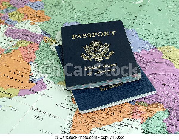 viaggiare, internazionale - csp0715022