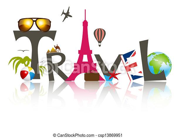 viaggiare - csp13869951