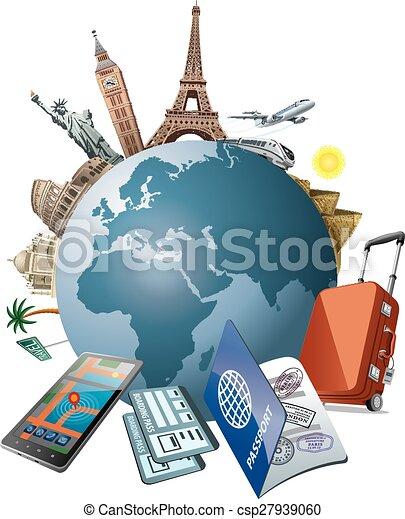 viaggiare - csp27939060