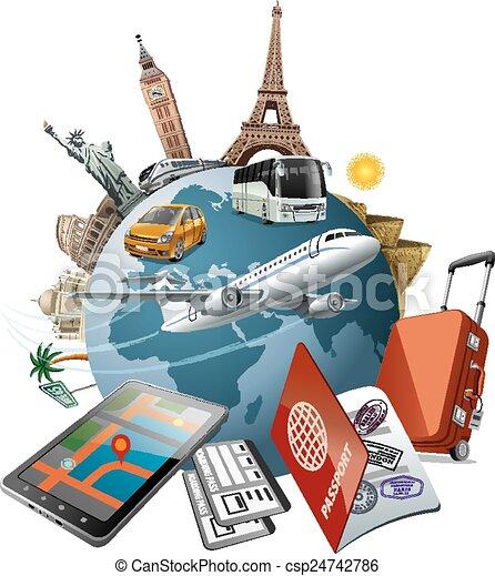 viaggiare - csp24742786