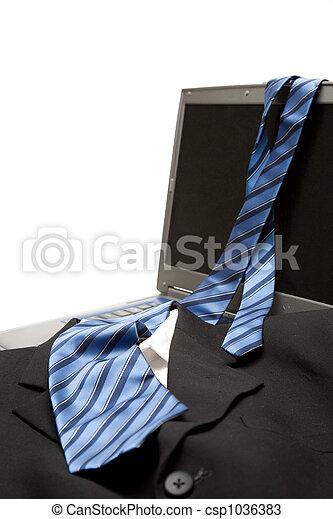 Viaje de negocios - csp1036383
