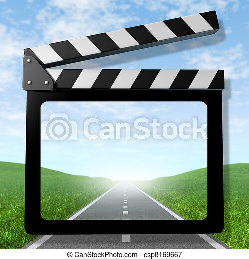 Video de viaje - csp8169667
