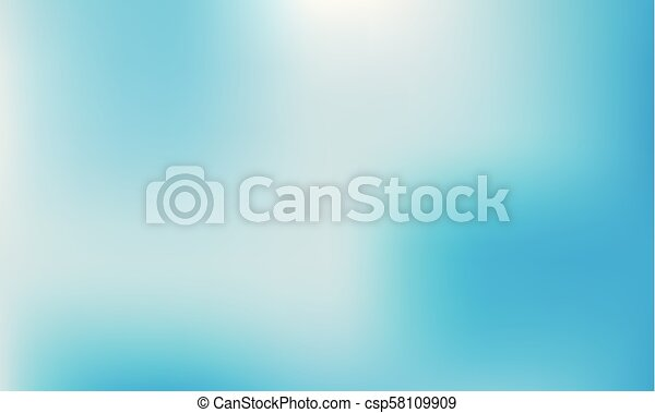 Vibrant Light Blue Gradient Background Style 80s 90s Colorful Texture In Pastel Neon Color
