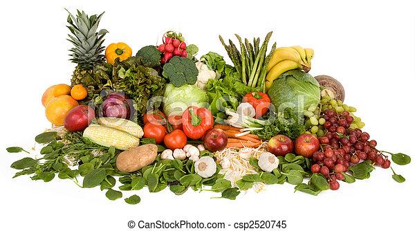 Vibrant Produce - csp2520745
