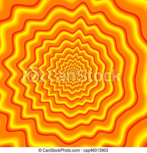 Vibrante amarillo naranja textura pauta fondo - Amarillo naranja ...