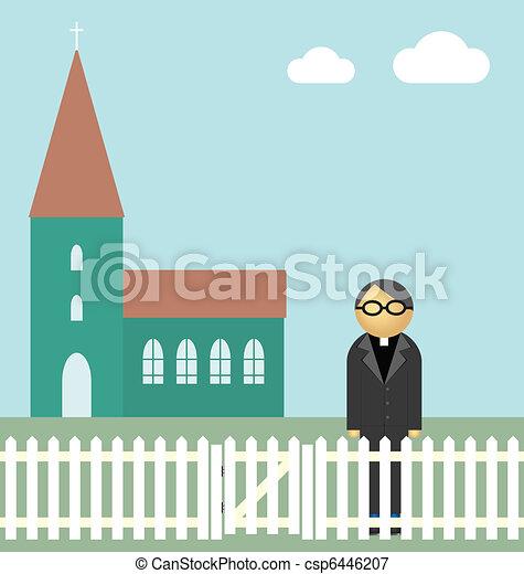 Vicar - csp6446207