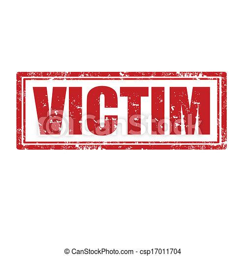 victim-stamp - csp17011704